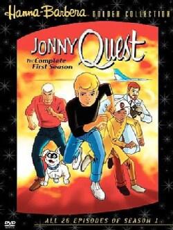 Jonny Quest Season One (DVD)