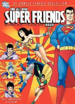 All-New Superfriends Hour: Season 1 Vol 1 (DVD)