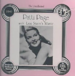 Patti Page - Patti Page with Lou Stein's Music