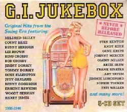 Various - G.I. Jukebox-Swing Era