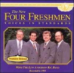 Four Freshmen-New - 1993-Voices in Standards