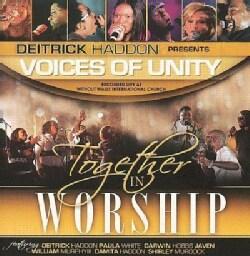 Deitrick Haddon - Together in Worship