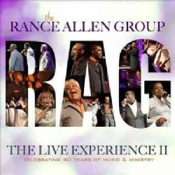 Rance Allen Group - The Live Experience II