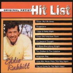Eddie Rabbit - Original Artist Hit List