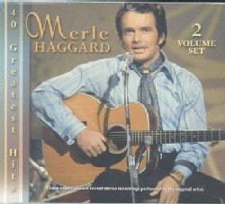 Merle Haggard - Merle Haggard: 40 Greatest Hits