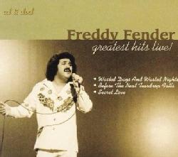 Freddy Fender - Greatest Hits Live