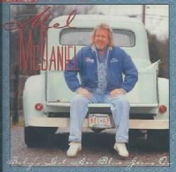 Mel McDaniel - Baby's Got Her Blue Jeans on