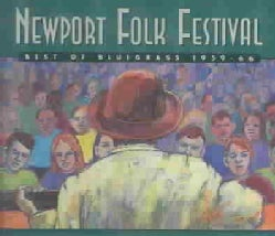 Various - Newport Folk Festival:Bluegrass 59-66