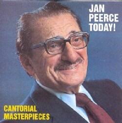 Jan Peerce - Cantorial Masterpieces