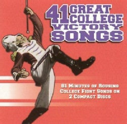 University Mich Band - 41 Great College Victory Songs