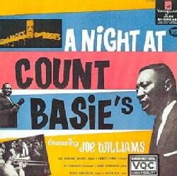 Joe Williams - Night at Count Basies