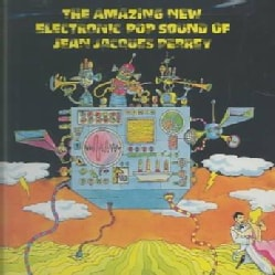 Jean Jacques Perrey - Amazing New Electric Sound of Jean Jacques Perrey