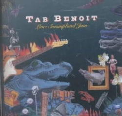 Tab Benoit - Live:Swampland Jam