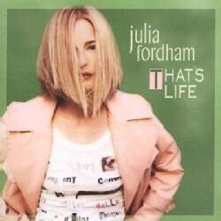 Julia Fordham - That's Life