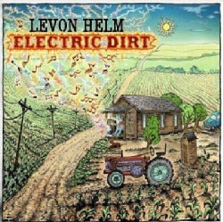 Levon Helm - Electric Dirt