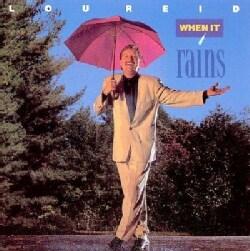 Lou Reid - When it Rains