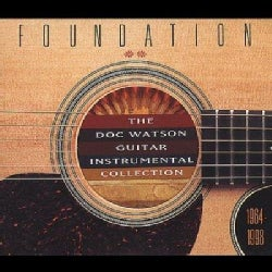 Doc Watson - Doc WatsonFoundation: Doc Watson Guitar Instrumental Collection 1964-1998