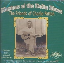 Various - Masters of the Delta Blues