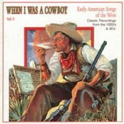 Various - When i Was a Cowboy Vol. 02