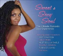 Various - Sweet & Sexy Soul: The Ultimate Romantic Soul Experience