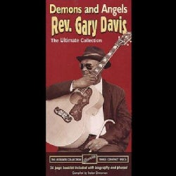 Gary Davis - Demons and Angels