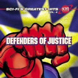 Sci-Fi's Gh Vol 4 - Defenders of Justice