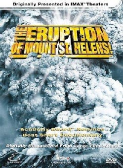 Eruption of Mount St. Helens (IMAX) (DVD)