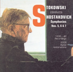 Philadelphia Orchestra - Stokowski Conducts Shostakovich