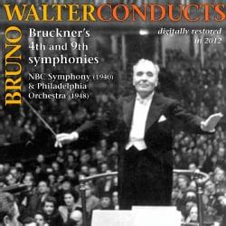New York Philharmonic Symphony Orchestra - Bruno Walter Conducts Bruckner