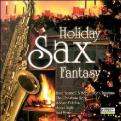 Various - Holiday Sax Fantasy