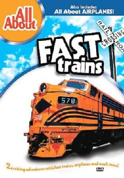 All About: Fast Trains/All About: Airplanes (DVD)