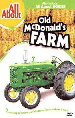 All About Old McDonald's/All About Horses (DVD)