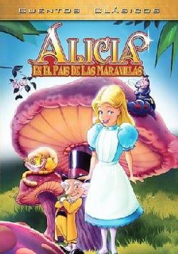 Alicia: En El Pais De Las Maravillas (Alice In Wonderland) (DVD)
