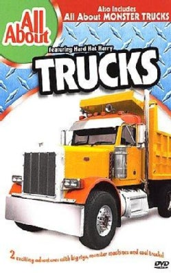 All About Trucks & Monster Trucks (DVD)