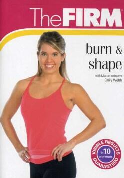 Burn & Shape (DVD)