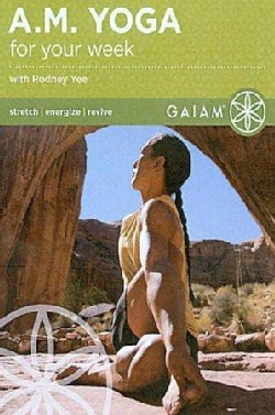 AM Yoga For Your Week (DVD)