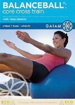 Balance Ball Core Cross Train (DVD)