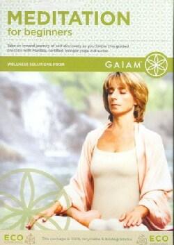 Meditation For Beginners Wellness Version (DVD)
