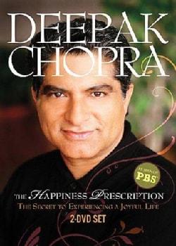 Deepak Chopra: The Happiness Prescription (DVD)