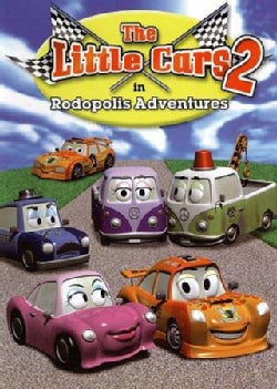 Little Cars 2: Rodopolis Adventures (DVD)