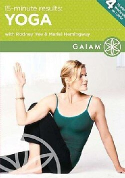 15 Minute Results Yoga (DVD)
