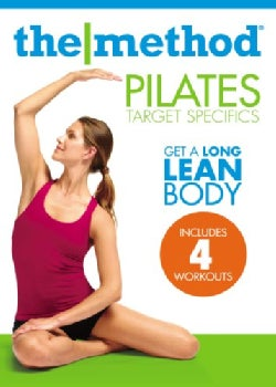 Method: Pilates Target Specifics (DVD)