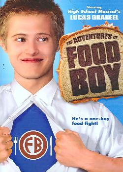 The Adventures Of Food Boy (DVD)