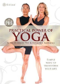 The Practical Power Of Yoga (DVD)