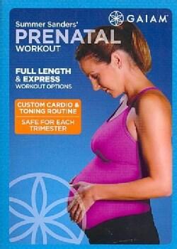 Summer Sanders Prenatal Workout (DVD)