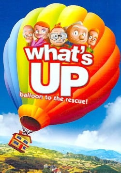 What's Up? Balloon To The Rescue (DVD)