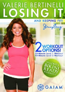 Valerie Bertinelli: Losing It And Keep It Off (DVD)