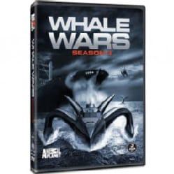 Whale Wars Season 3 (DVD)