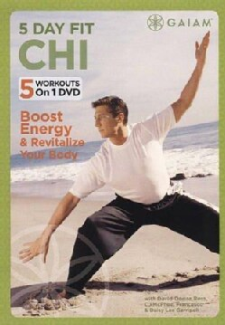 5 Day Fit Chi (DVD)