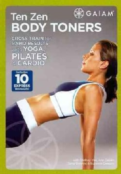 Ten Zen Body Toners (DVD)